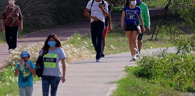 Habilitaron las salidas recreativas este fin de semana en Córdoba