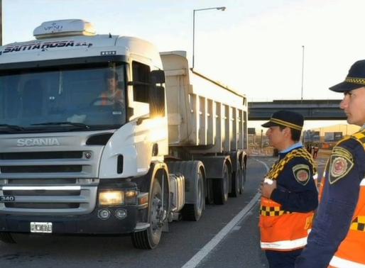 La falta de un protocolo nacional afecta a los transportistas de carga