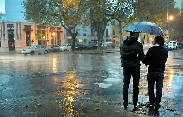 Alerta por tormentas intensas para el sur de Córdoba