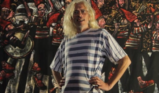 Jorge Cuello expone en Israel