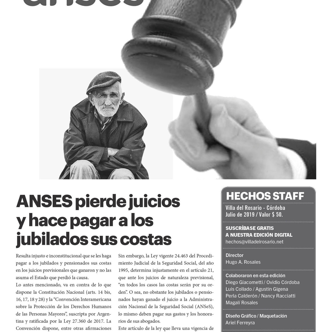 HECHOS Revista Junio 20193