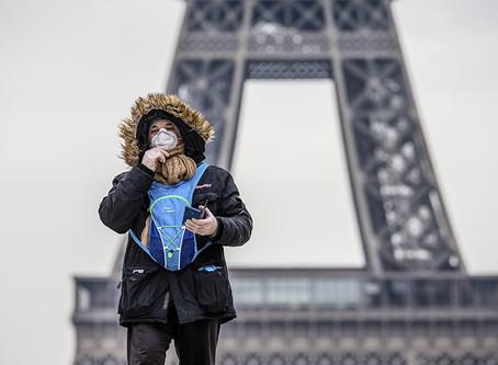 En Europa el coronavirus sigue aumentando de forma preocupante