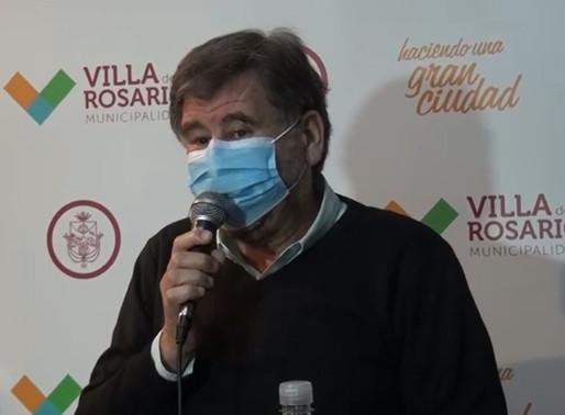 Restricciones en Villa del Rosario y desembarco de Gendarmería para controles