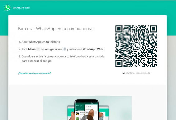Desde WhatsApp se implementan videollamadas con Messenger Rooms