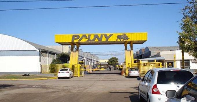 1 positivo en la empresa PAUNY