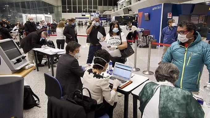 Diecinueve vuelos para repatriar compatriotas