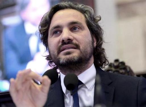 El jefe de Gabinete sostuvo que cuando se empiece a vacunar en Europa también se hará en Argentina