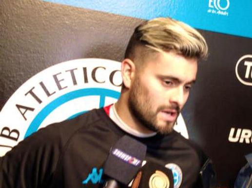 Descubrieron a jugador de Belgrano con cocaína