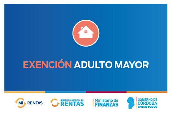 En Córdoba hay 61.000 adultos mayores exentos del Inmobiliario Urbano