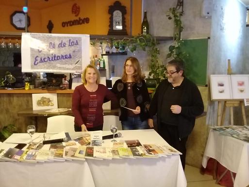 """""""Café de los escritores"""" Villa Giardino"""