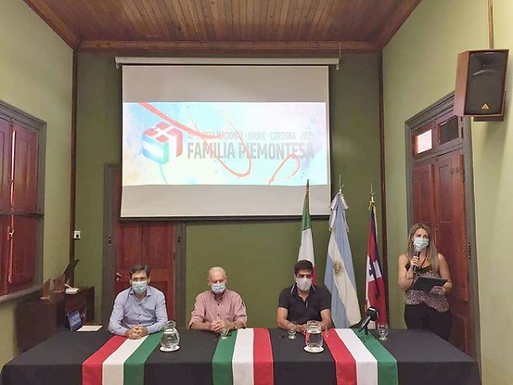 Confirman la grilla oficial de la Fiesta Piamontesa