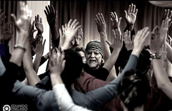 77 años del mago de la danza