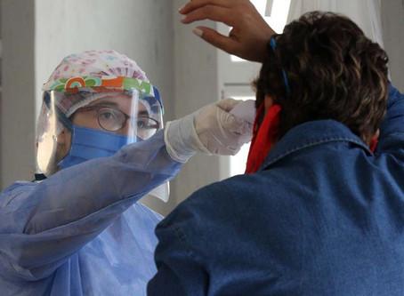 Santa Rosa suma 26 casos positivos de coronavirus