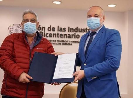 Darío Ranco nuevo subsecretario de Cooperativas y Mutuales de la Provincia