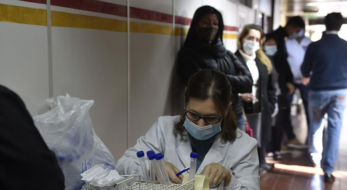 Cuarenta casos en un día récord de contagios en Córdoba