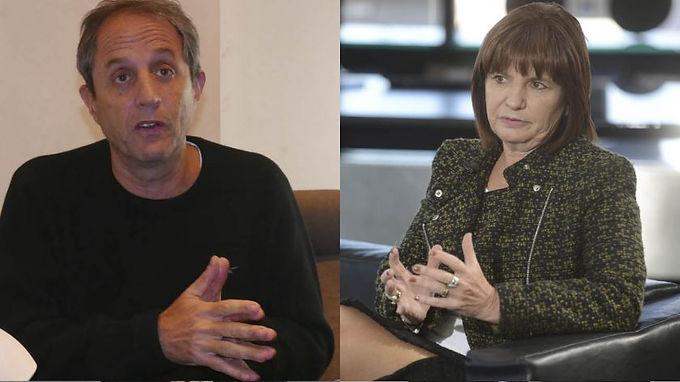 Duro cruce entre el periodista Ernesto Tenembaum y Patricia Bullrich