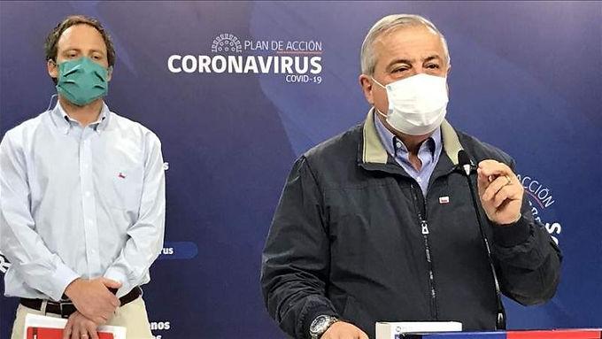 Cuarentena total en Santiago de Chile por récord de contagios de Covid-19