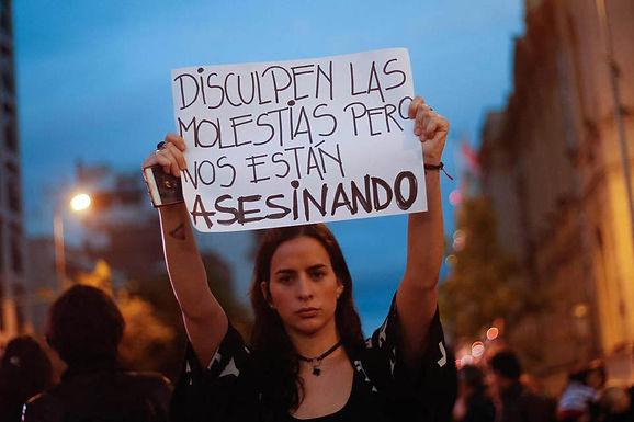 En Argentina hubo un femicidio cada 32 horas en 2020