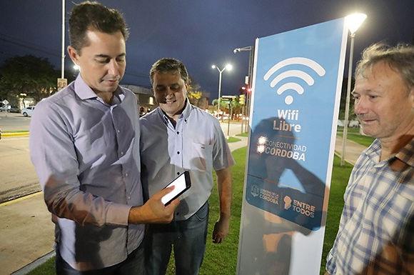 Brinkmann: Calvo supervisó el wifi de las plazas