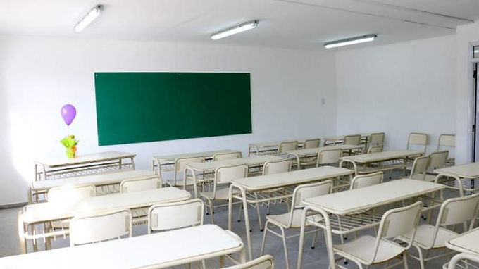 21 centros educativos de Córdoba debieron aplicar el protocolo COVID