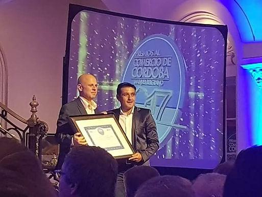 Entregaron los Premios al Comercio de Córdoba 2017