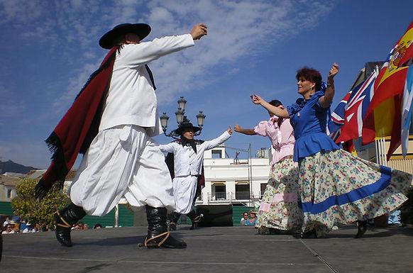 Efemérides 22 de Agosto: Día Nacional y Mundial del Folklore