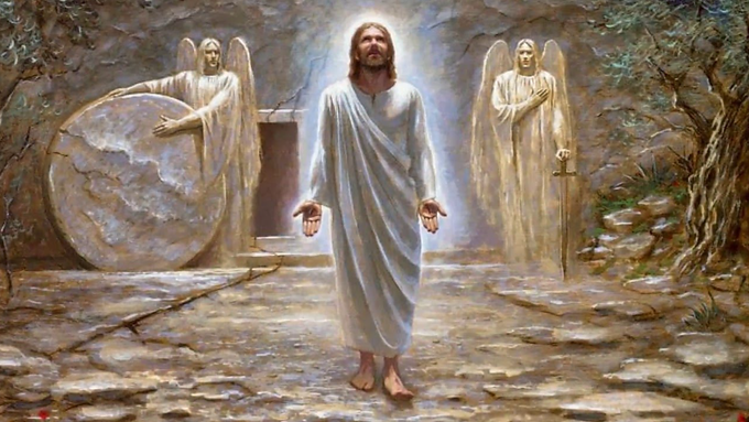 Efemérides: 4 de abril, Domingo de Pascua