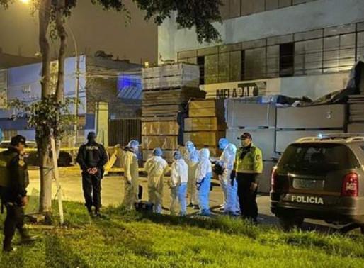 Trece muertos por asfixia en Lima al intentar escapar una fiesta ilegal