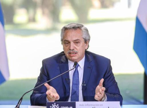 La Nación dispondrá medidas restrictivas en la circulación en 18 provincias