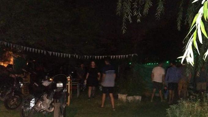 Desactivan fiesta clandestina en Villa María