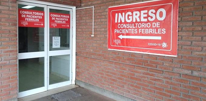 "El Nosocomio de Santa Rosa vuelve a funcionar como ""hospital no Covid"""