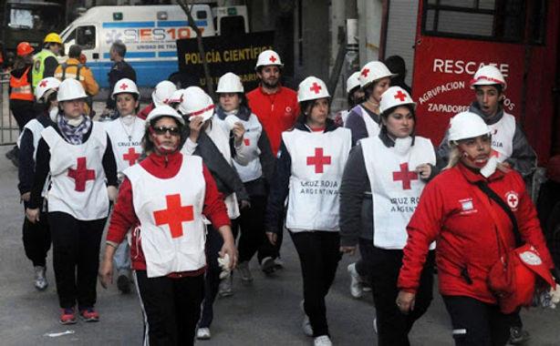 El Senado actualizó la regulación de la Cruz Roja