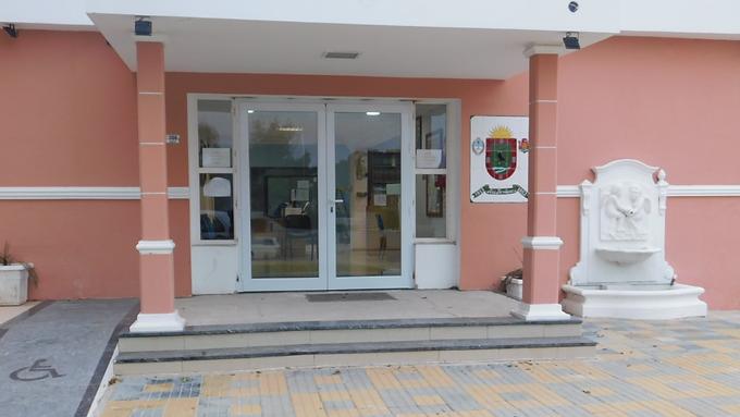 Continúan los trabajos en el nuevo edificio municipal de Las Junturas