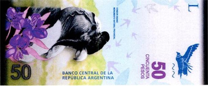 El Banco Central anunció nuevos billetes con animales autóctonos