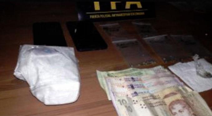 Cayó banda de narcos que actuaba en Villa del Rosario