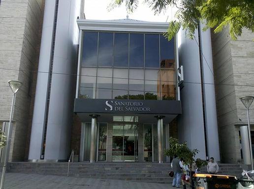 Dos casos positivos de coronavirus en el Sanatorio del Salvador