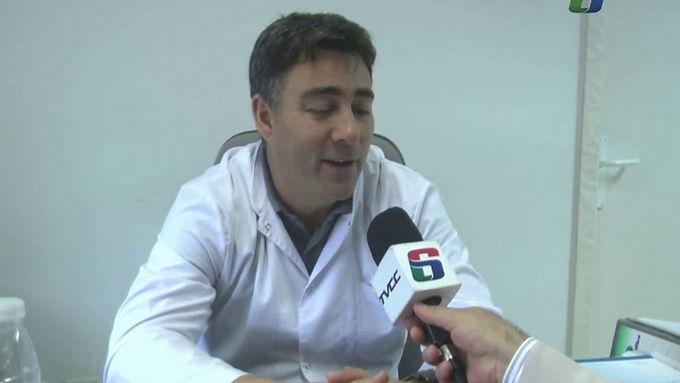 Caso positivo de Covid-19 en personal esencial en el Hospital de Villa del Rosario