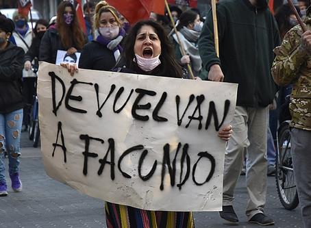 Vinculan a la Policía Bonaerense con la desaparición de Facundo Astudillo