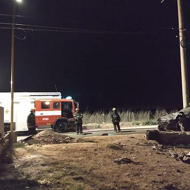 Accidente fatal en Villa del Rosario