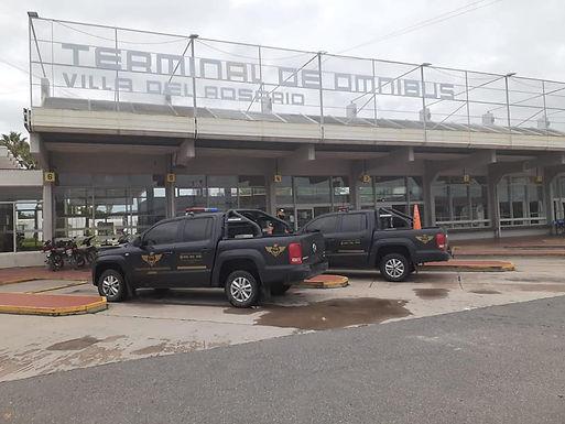 Controles y patrullajes preventivos en Capital y Villa del Rosario