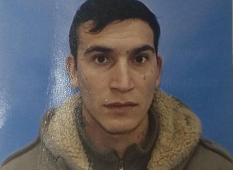 Buscan a joven desaparecido hace 4 días