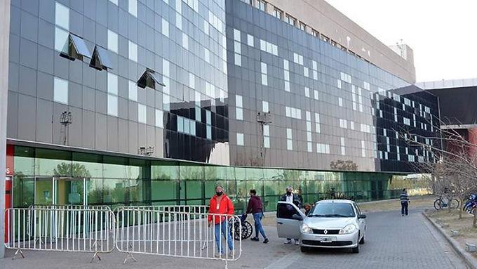Cuatro casos positivos de agentes de salud en el Hospital Pasteur de Villa María