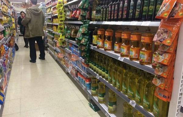 Alertan por posible cierre de supermercados por el tarifazo