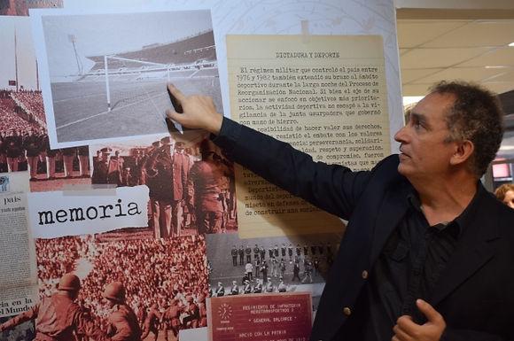 El Museo Provincial del Deporte y su Espacio para la Memoria