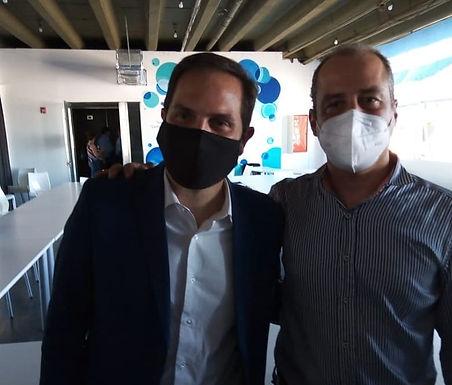 Ferace gestionó fondos en Buenos Aires
