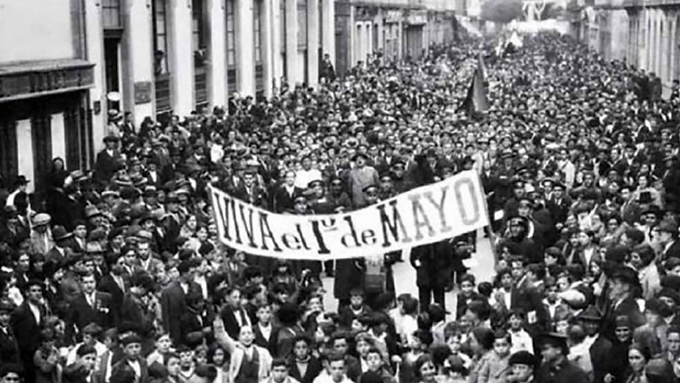 1 de mayo, Día Internacional del Trabajador