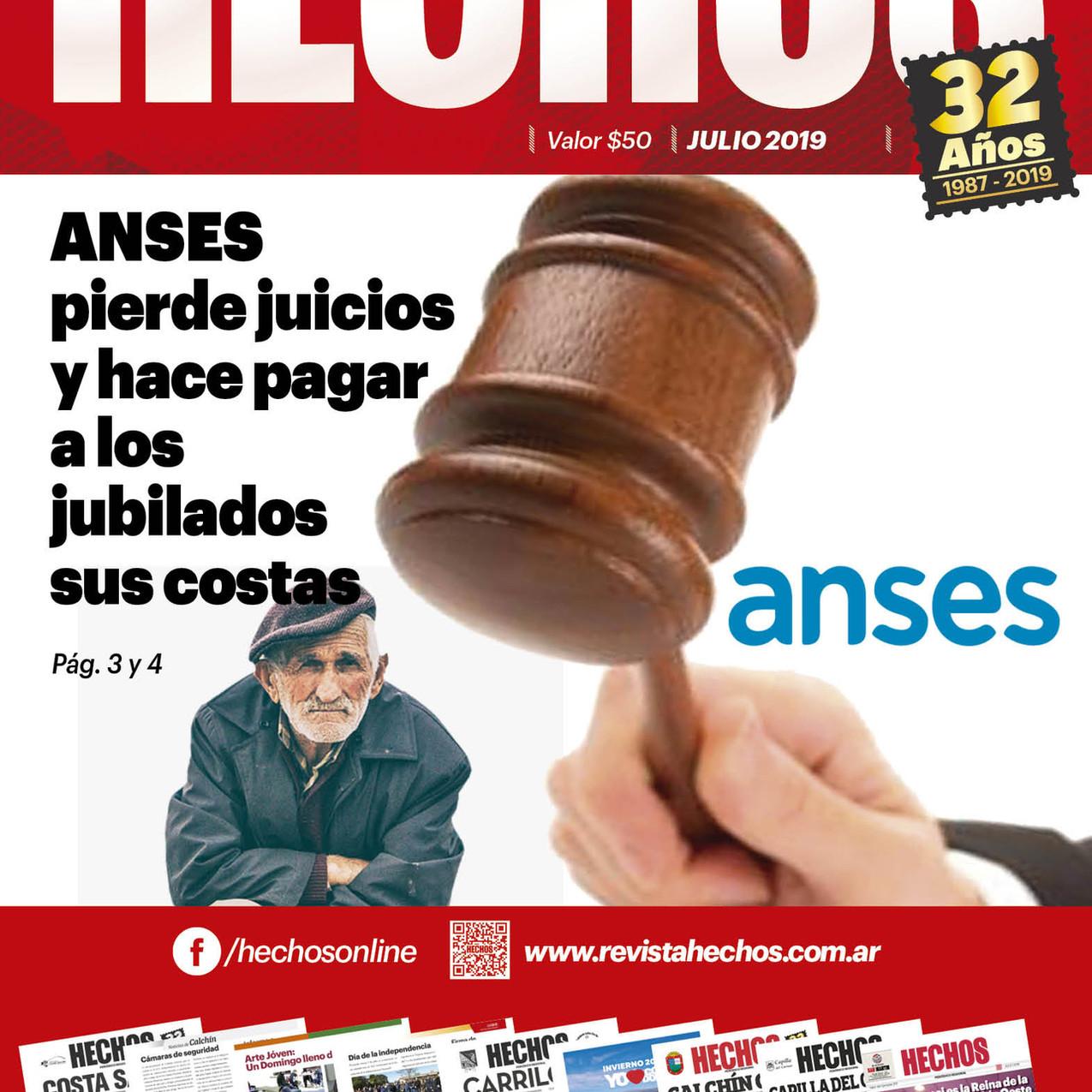 HECHOS Revista Junio 2019