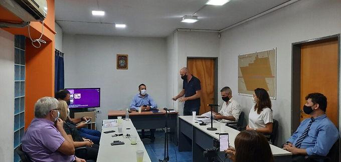 Apertura de sesiones en Río Primero