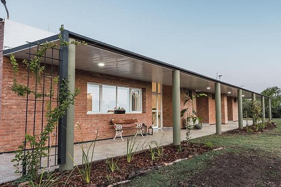 Inaugura una nueva residencia para adultos en Villa del Rosario