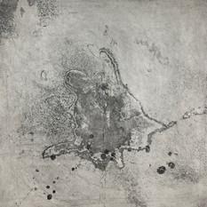 Ulla von Gemmingen, poetic galaxy 6, Ätzradierung, 40 x 40 cm, 2020, 295 Eur
